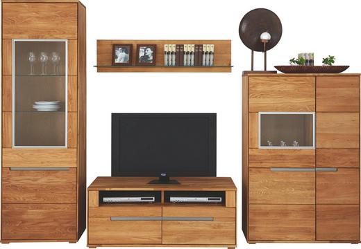 Wohnwand echtholz massiv  CANTUS Wohnwand massiv: Möbel mit natürlichem Flair
