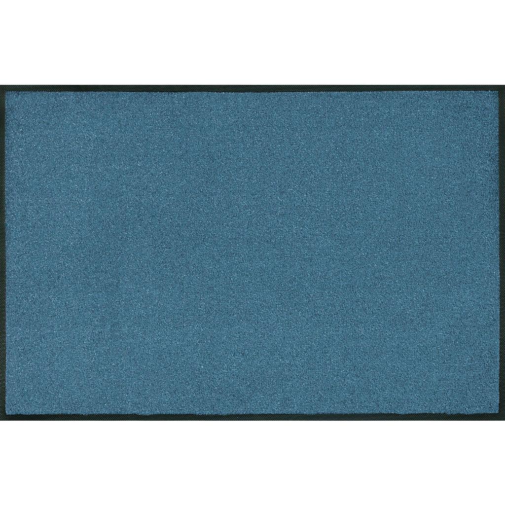 Esposa Fußmatte 50/75 cm uni blau