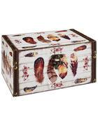 DEKOBOX - Multicolor, Kunststoff (28/18/14cm) - Ambia Home