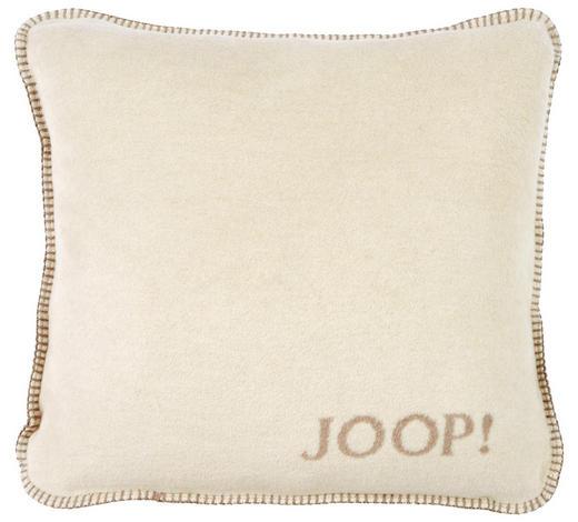 POLŠTÁŘ NA POHOVKU, 50/50 cm, pískové barvy - pískové barvy, Design, textil (50/50cm) - Joop!