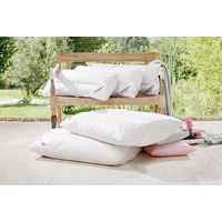 KOPFKISSEN      40/80 cm   - Weiß, Basics, Textil (40/80cm) - Sleeptex