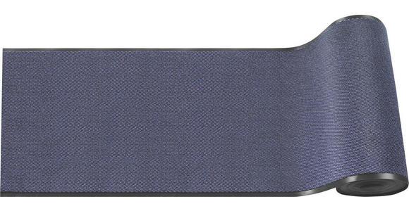 LÄUFER per  Lfm - Blau, KONVENTIONELL, Kunststoff/Textil (120cm) - Esposa