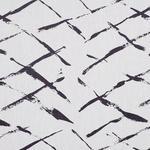 VORHANGSTOFF per lfm Verdunkelung  - Hellgrau/Schwarz, Design, Textil (150cm) - Esposa