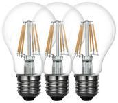 LED-LEUCHTMITTEL - Klar, Basics, Glas (5,9/10,3cm) - Boxxx