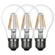 LED ŽARULJA - prozirno, Basics, staklo (5,9/10,3cm) - Boxxx