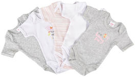 BABYBODY-SET  - Gelb/Rosa, Basics, Textil (50/56null) - My Baby Lou
