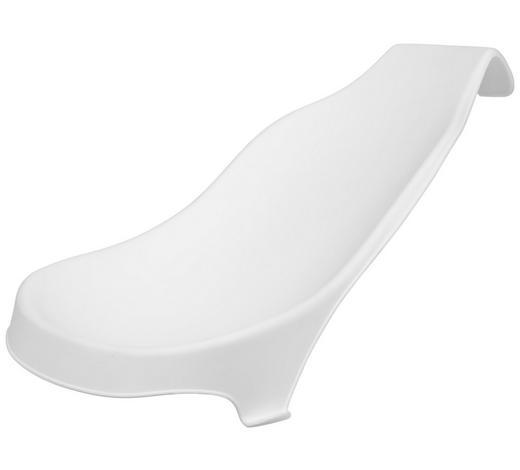 BADESITZ - Weiß, Basics, Kunststoff (47/27/8.5cm) - My Baby Lou