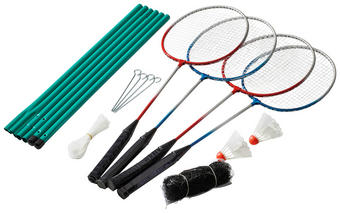 BADMINTON-SET; - Basics