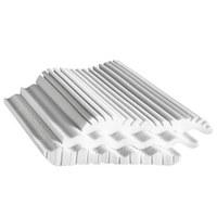 NACKENSTÜTZKISSEN 40/80 cm - Weiß, Basics, Textil (40/80cm) - Billerbeck