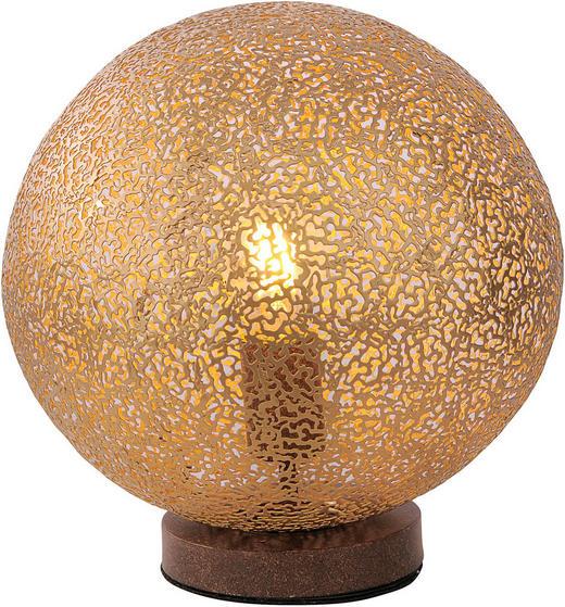 NAMIZNA SVETILKA GRETA - opečnato rjava, Trendi, kovina (30/30/35cm) - Landscape