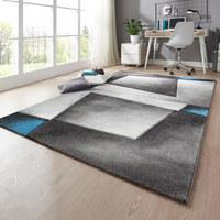 VÄVD MATTA - Klassisk, ytterligare naturmaterial/textil (120/170cm) - NOVEL