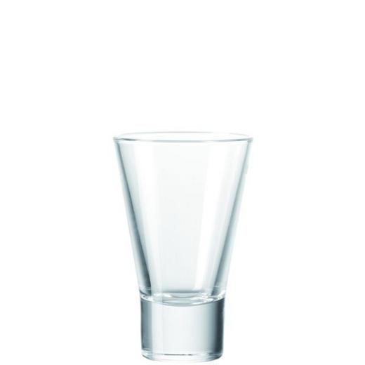 SCHNAPSGLAS - Klar, Basics, Glas (11cm) - LEONARDO