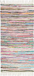 FLECKERLTEPPICH  60/120 cm  Multicolor, Weiß - Multicolor/Weiß, Basics, Textil (60/120cm) - Boxxx