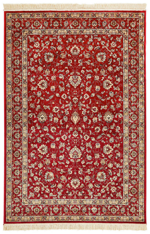 WEBTEPPICH  80/150 cm  Rot - Rot, Basics, Textil/Weitere Naturmaterialien (80/150cm) - Novel