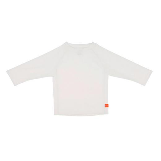 BADESHIRT - Weiß, Basics, Textil (L) - Lässig