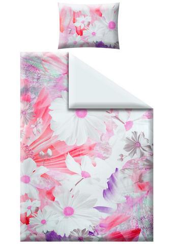 POSTELJINA 140/200 cm  - roza, Basics, tekstil (140/200cm) - Esposa