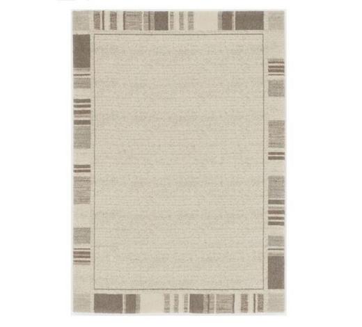 WEBTEPPICH - Naturfarben, KONVENTIONELL, Textil (120/170cm) - Novel