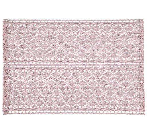 PLATZDECKCHEN Textil  - Rosa, Design, Textil (45/30/05cm)