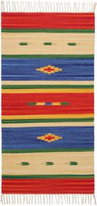 FLECKERLTEPPICH 50/80 cm - Multicolor, KONVENTIONELL, Textil (50/80cm) - BOXXX