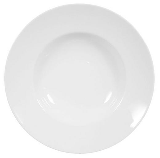 PASTATELLER Porzellan - Weiß, Basics (27cm) - SELTMANN WEIDEN