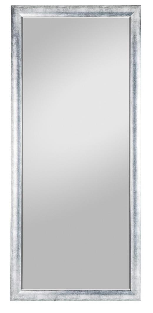 SPIEGEL Silberfarben - Silberfarben, Design, Glas (80/180cm) - Carryhome