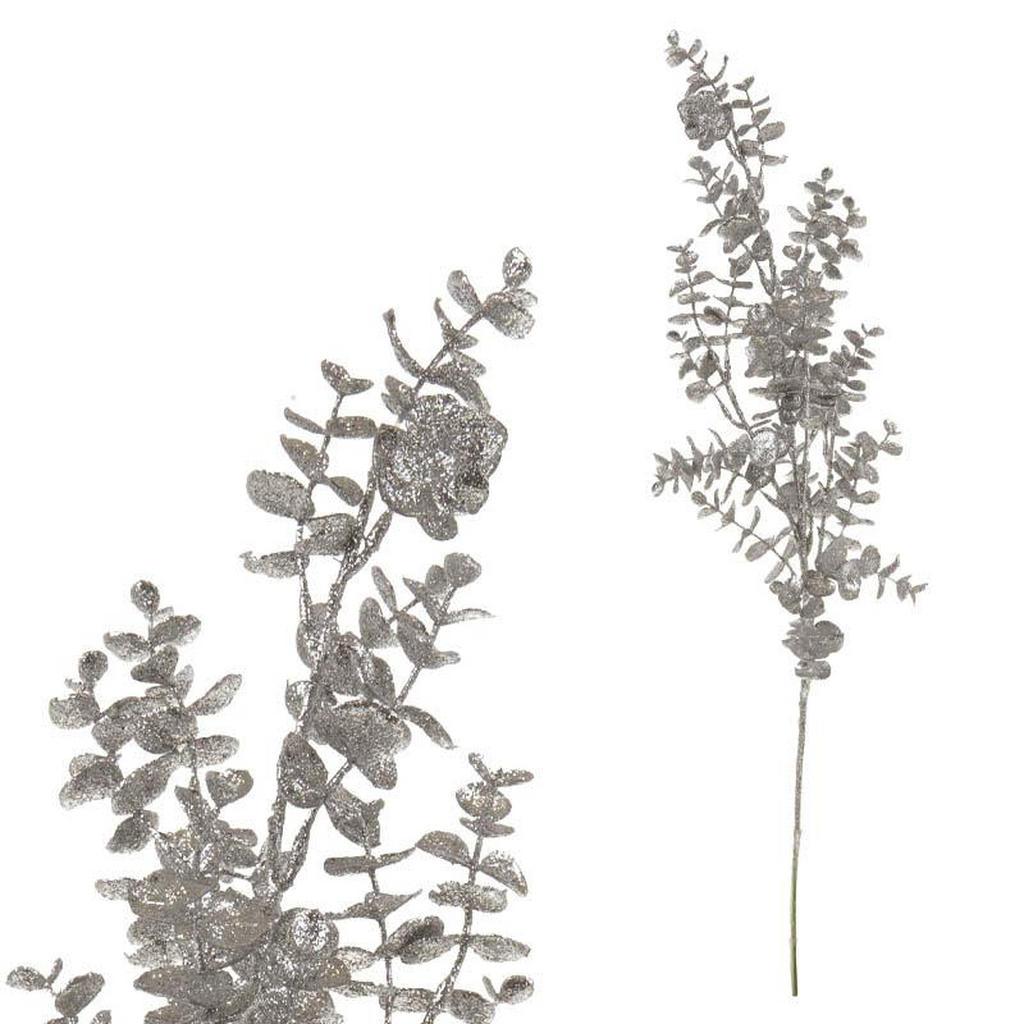 DEKORAČNÍ VĚTEV, - barvy stříbra
