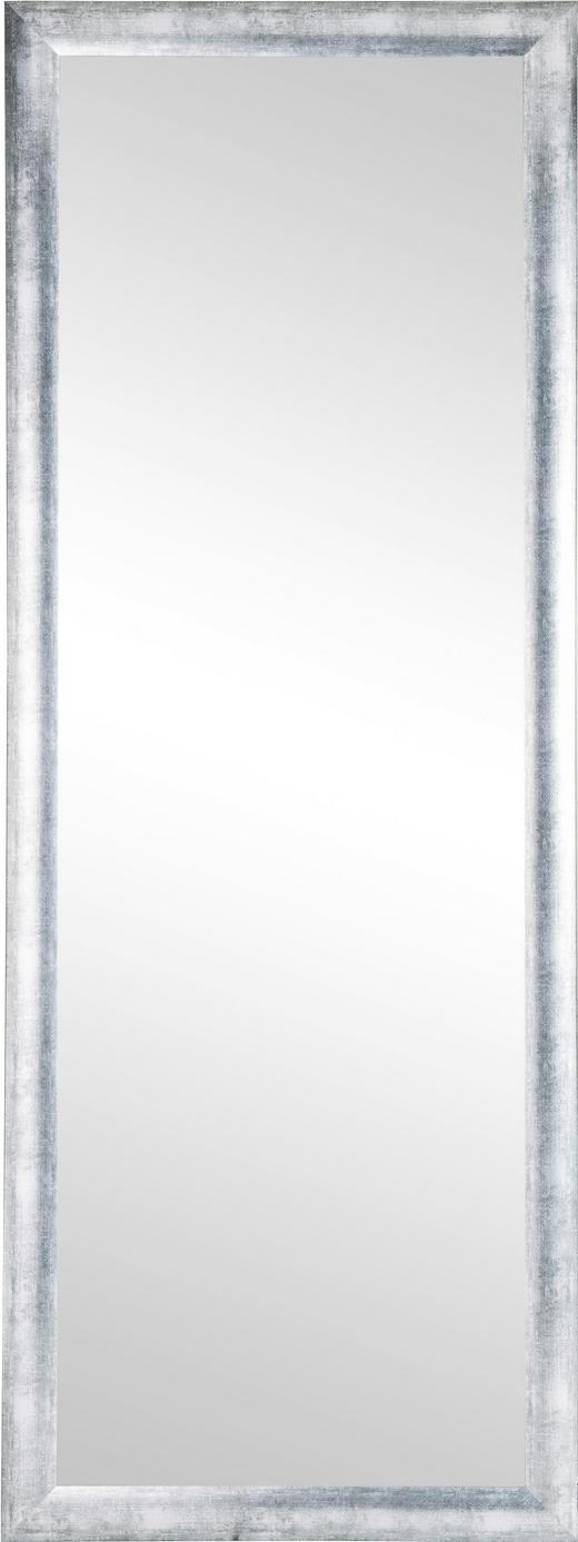 WANDSPIEGEL Silberfarben - Silberfarben, Basics, Glas/Holzwerkstoff (60/160cm) - Carryhome