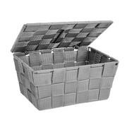 KORB - Grau, Basics, Kunststoff (19/10/14cm)