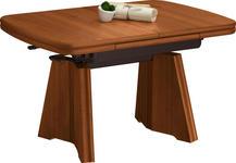 COUCHTISCH in Metall, Holzwerkstoff 90-131/65/56-75 cm   - Kirschbaumfarben, KONVENTIONELL, Holzwerkstoff/Metall (90-131/65/56-75cm) - Venda