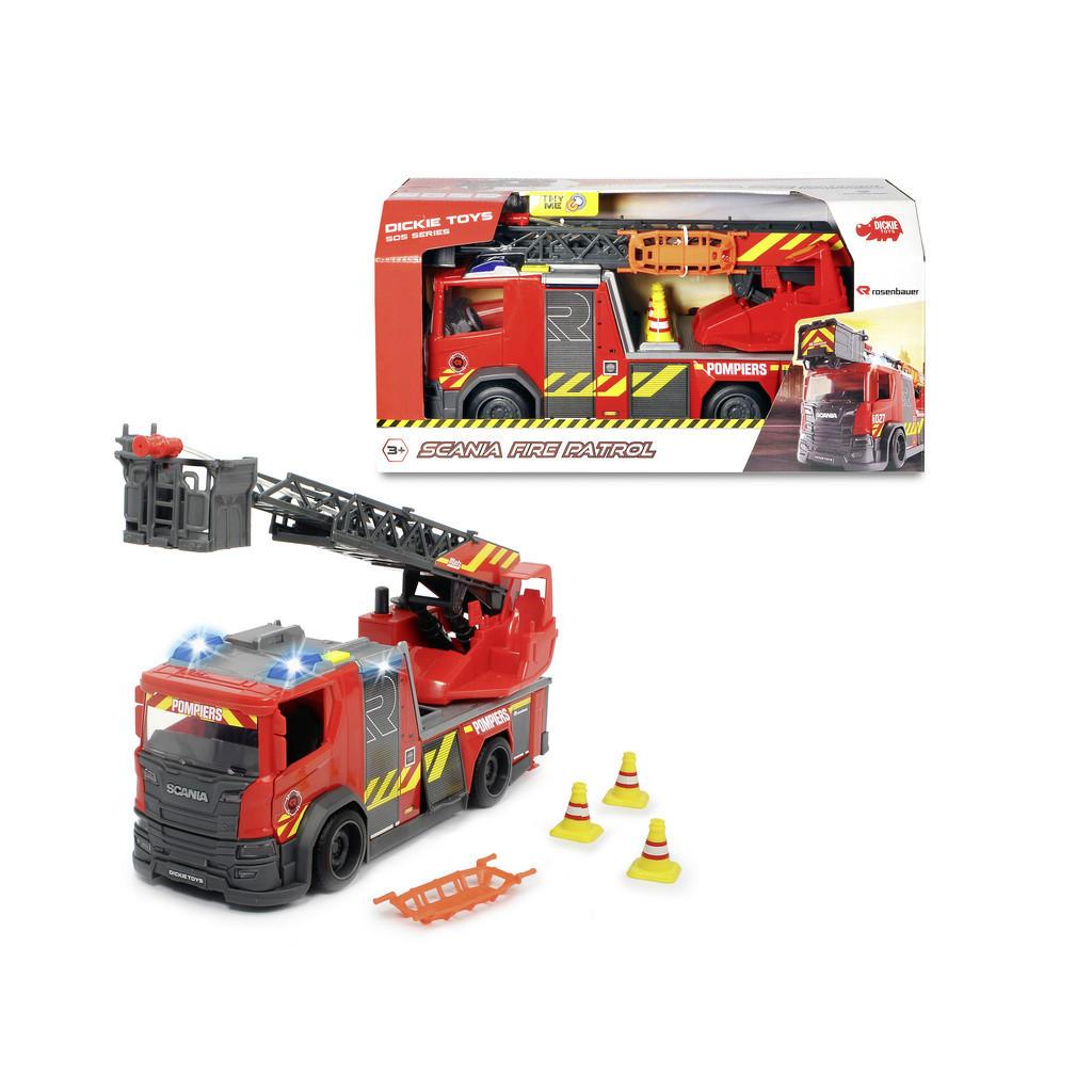Dickie Toy Feuerwehrauto