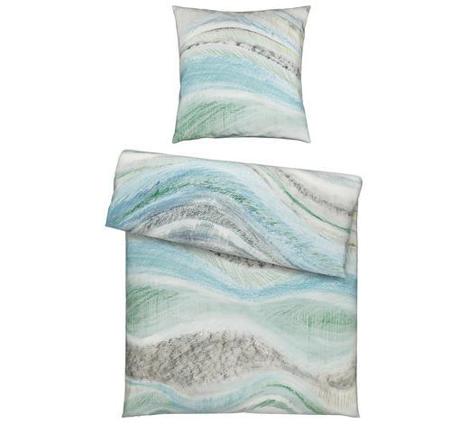 POSTELJINA - tirkizna, Trend, tekstil (135/200cm) - Novel