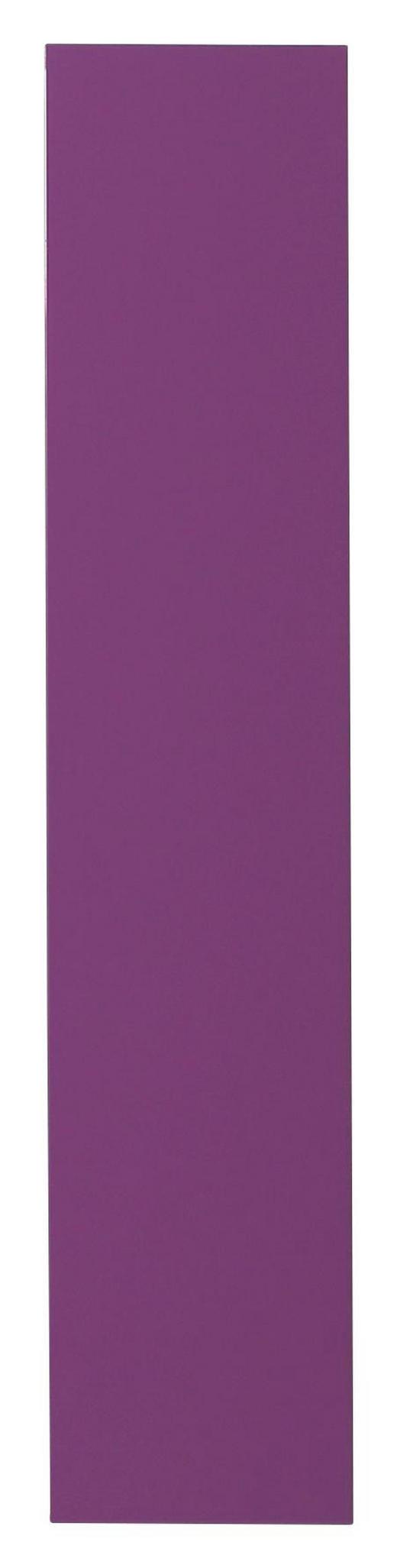 HÄNGEELEMENT in Lila - Lila, Design, Holz/Holzwerkstoff (139/29/31cm) - Carryhome