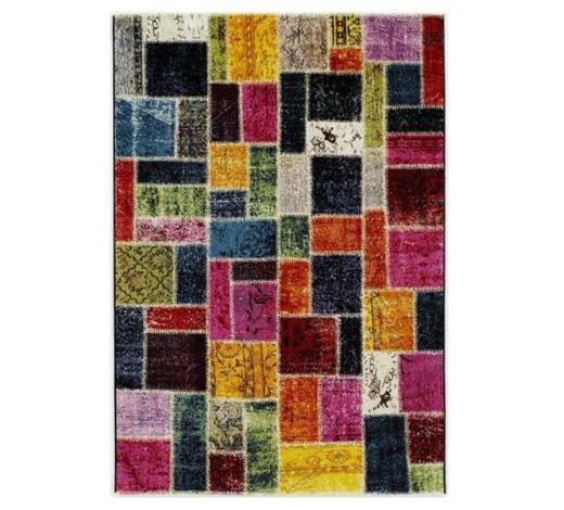WEBTEPPICH  140/200 cm  Multicolor   - Multicolor, LIFESTYLE, Textil (140/200cm) - Novel