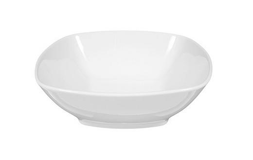 DESSERTSCHALE Porzellan - Weiß, Basics (15/15cm) - Seltmann Weiden