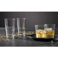TRINKGLAS - Klar, Basics, Glas (7.7/13cm) - Leonardo