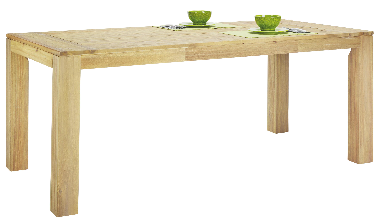 STOL VRTNI - boje tikovine, Lifestyle, drvo (180/75,50/90cm) - AMBIA GARDEN