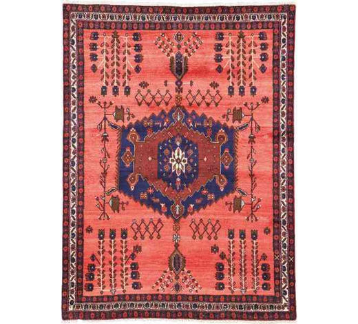 KOBEREC ORIENTÁLNÍ, 150/200 cm, červená - červená, Lifestyle, textil (150/200cm) - Esposa