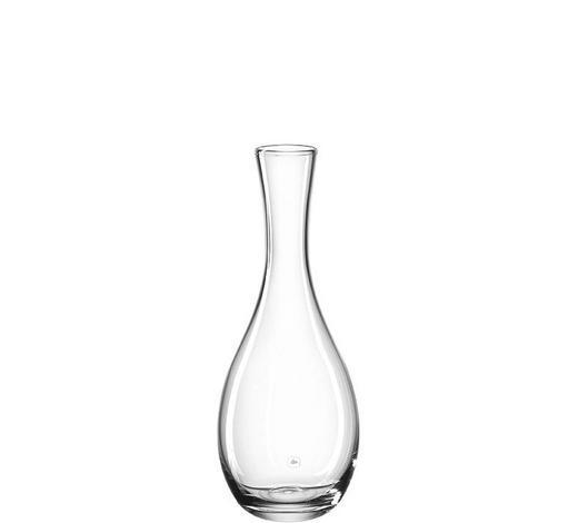VASE 25 cm  - Klar, Basics, Glas (9,7/25/9,7cm) - Leonardo