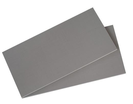 EINLEGEBODENSET 2-teilig Hellgrau - Hellgrau, KONVENTIONELL (47/2/44cm) - Xora