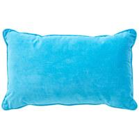 ZIERKISSEN 30/50 cm - Blau, Basics, Textil (30/50cm) - NOVEL