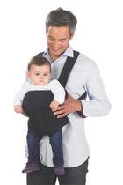 Babytrage Youmi - Schwarz, Basics, Textil (46,5/46,5/6cm) - Safety 1st