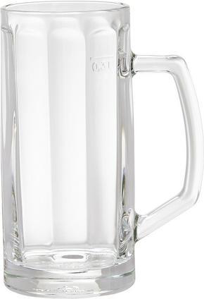 ÖLGLAS - klar, Klassisk, glas (0,3l) - Homeware