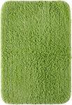 BADTEPPICH  55/80 cm  Hellgrün   - Hellgrün, Basics, Textil (55/80cm) - Boxxx