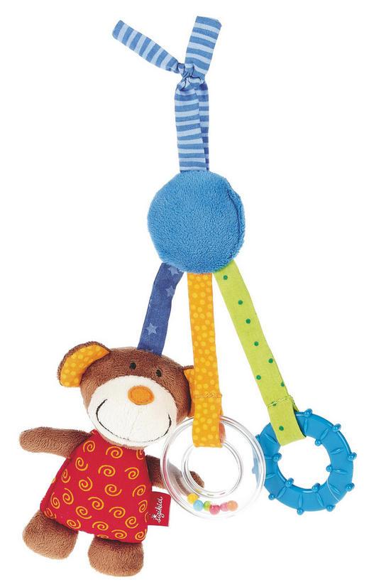 Anhänger für Babyschale - Basics, Textil (6/32/5cm) - Sigikid