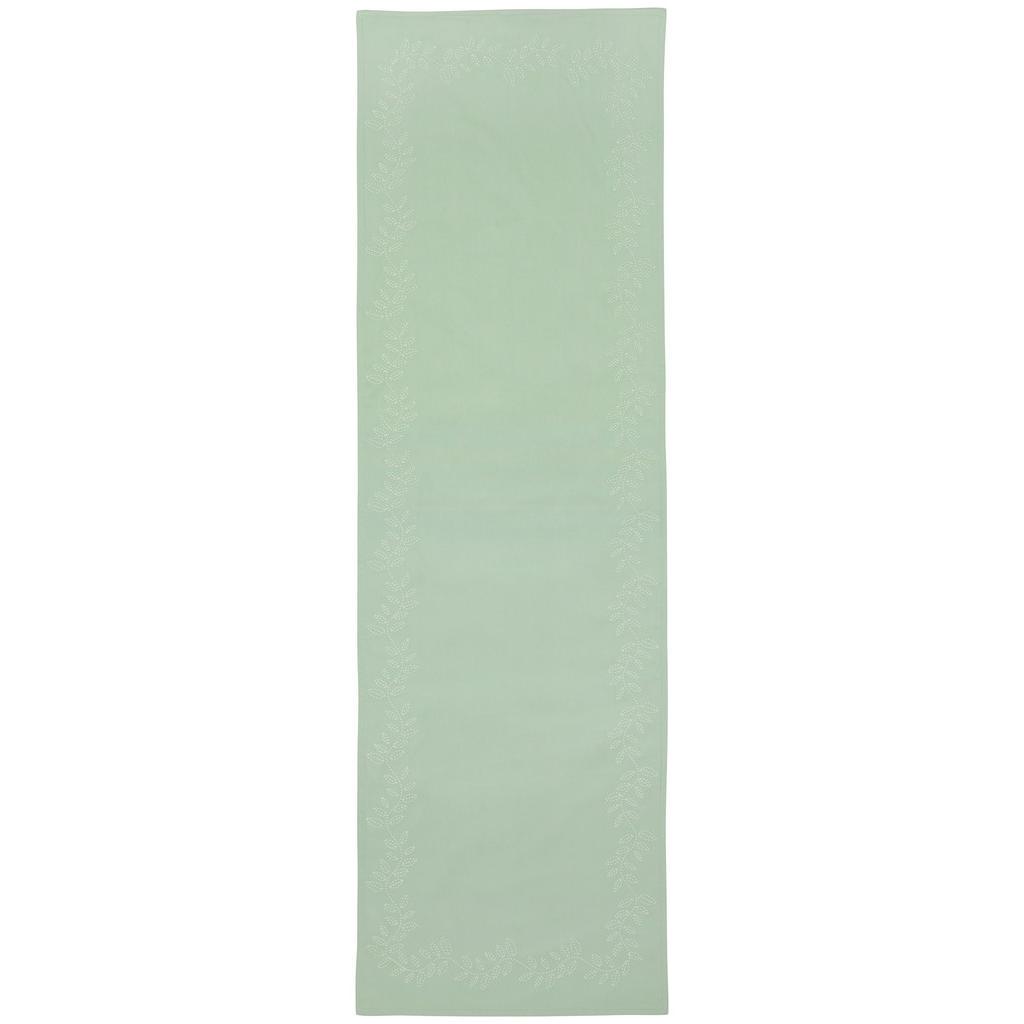 Esposa BĚHOUN NA STŮL, 45/145 cm, zelená - zelená