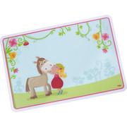 Kinder-Tischset - Multicolor, Basics, Kunststoff (44,5/30cm) - Haba