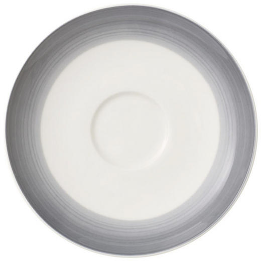 UNTERTASSE - Creme/Grau, KONVENTIONELL, Keramik (14cm) - Villeroy & Boch