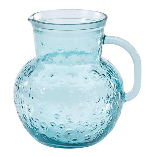 SAFTKRUG - Blau, Basics, Glas (20/20cm) - Homeware