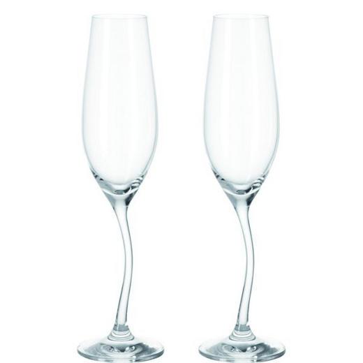 GLÄSERSET 2-teilig - Basics, Glas (13/25.5cm) - Leonardo