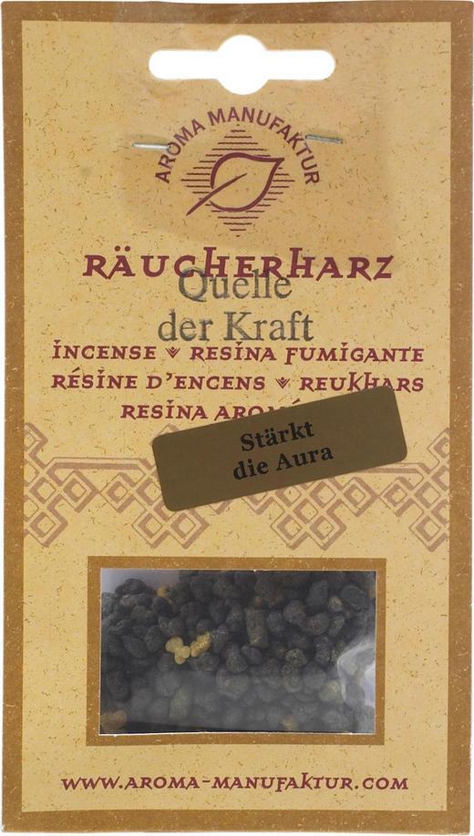 RÄUCHERHARZ - Goldfarben/Graphitfarben, Basics, Weitere Naturmaterialien (8,5/15/3cm)